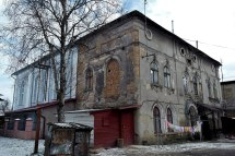 Busk synagogue