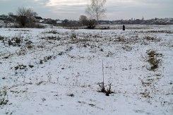 Busk Jewish cemetery - mass grave site