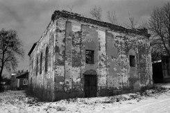 Olesko synagogue