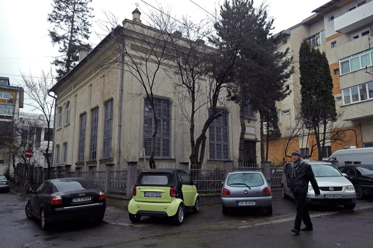 Suceava Temple Synagogue