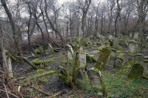 Suceava - Old Jewish Cemetery
