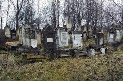 Burdujani New Jewish Cemetery