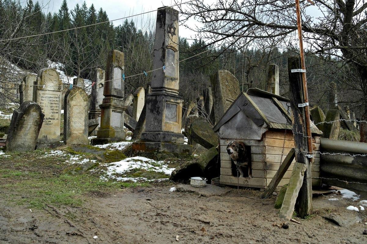 Gura Humorului - Jewish Cemetery