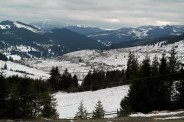 High up in the Carpathians