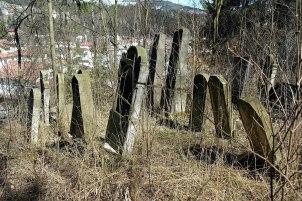 Vatra Dornei - Jewish cemetery