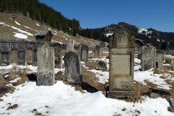Cârlibaba - Jewish cemetery