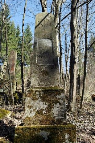 Moldoviţa - Jewish cemetery