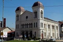 Radautz - Temple Synagogue