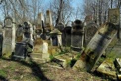 Radautz - Jewish cemetery