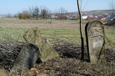 Arbore - Jewish cemetery