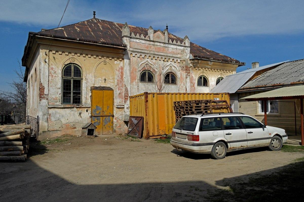 Radautz - synagogue