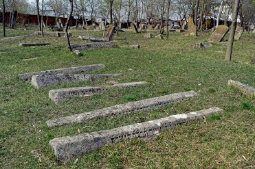 Dorohoi - Old Jewish Cemetery