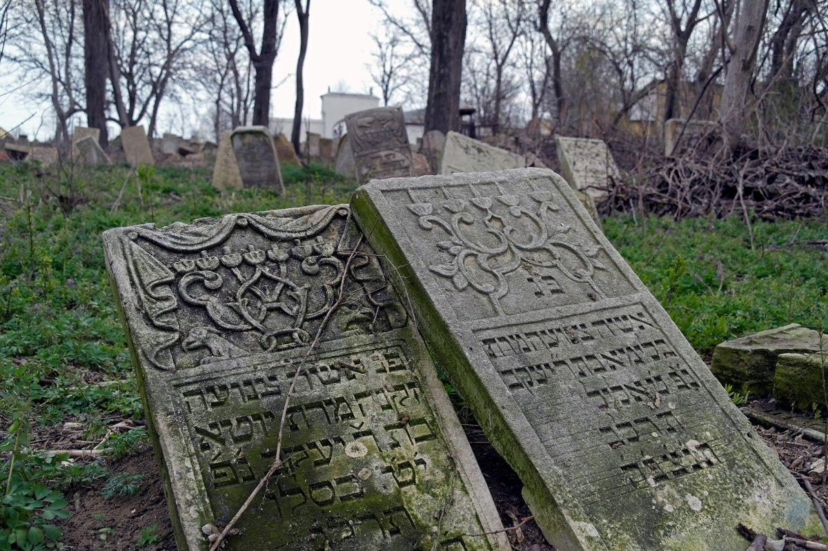 Botoșani - Old Jewish Cemetery