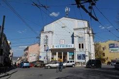 Czernowitz Grand Temple - now a cinema