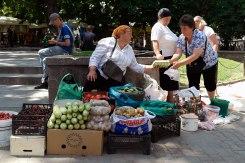 Czernowitz/Chernivtsi - at the market