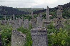 Mohyliv-Podilskyi - Jewish cemetery