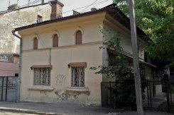 Czernowitz/Chernivtsi - one of the lost synagogues