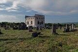 Medzhybizh - Jewish cemetery - tomb of the Baal Shem Tov