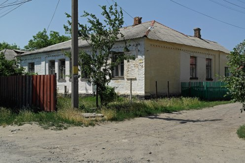 Tulchyn - former ghetto