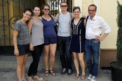 The volunteers of SVIT Ukraine