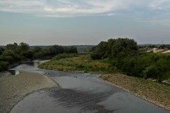 Crossing Dniestr River