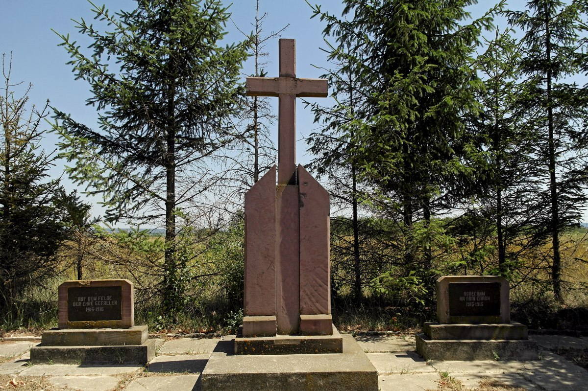 World War 1 memorial