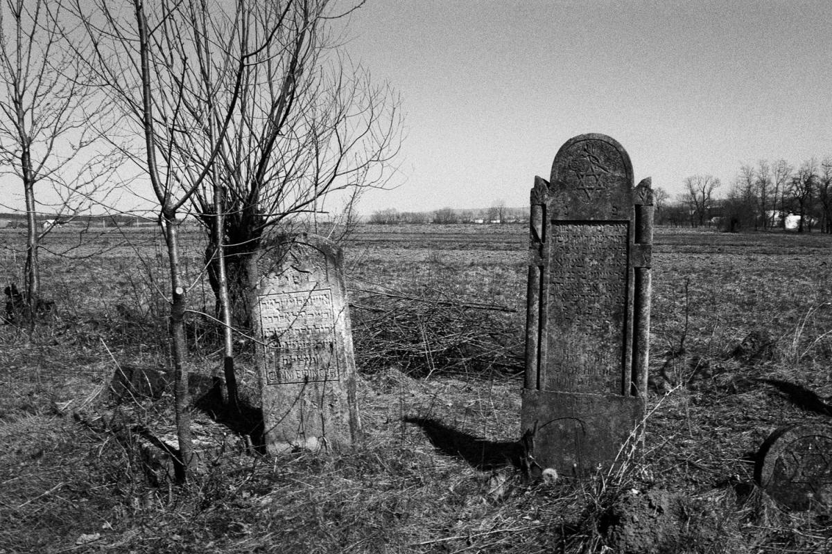 Arbore Jewish cemetery