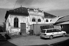 Rădăuţi (Radautz) - synagogue