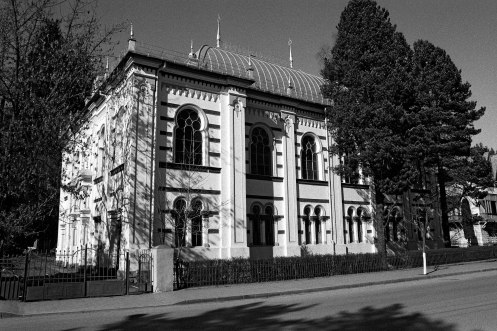 Vatra Dornei synagogue