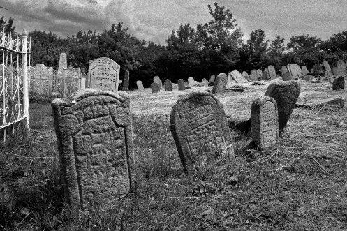 Chernivtsi in Podolia - Jewish cemetery