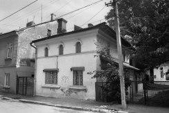 Chernivtsi (Czernowitz) - former synagogue