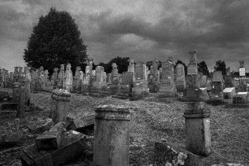 Mohyliv-Podilskyi (Podolia) - Jewish cemetery