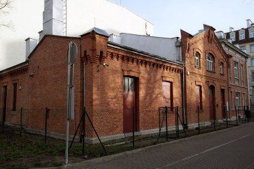 Warsaw - former mikvah