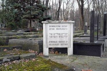 Jewish cemetery at Okopowa Street