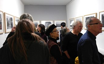 exhibition opening
