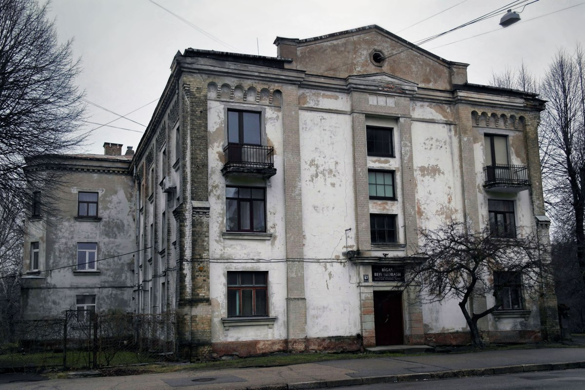 Former synagogue in Moscow suburb