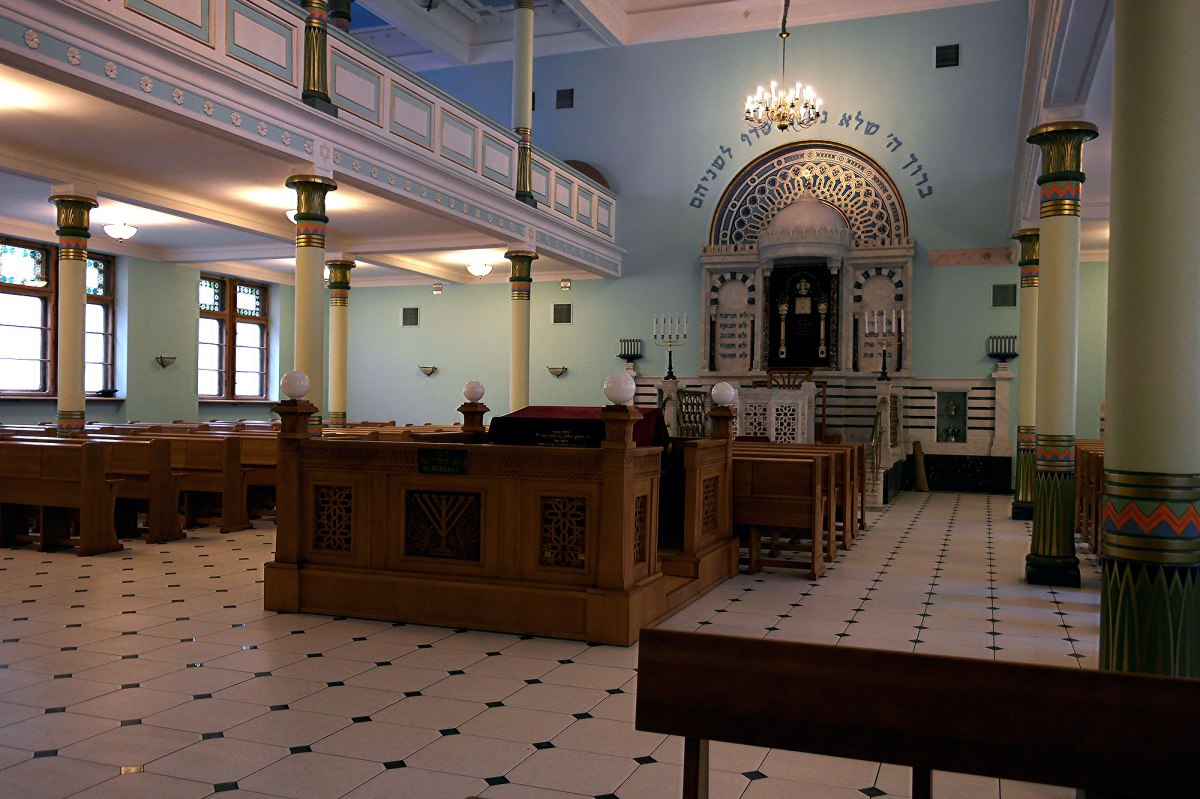 Peitavas Synagogue