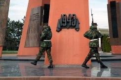 Chişinău - Soviet war memorial