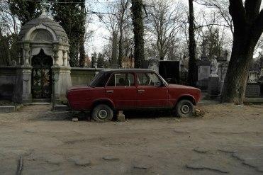 Chişinău - Christian cemetery