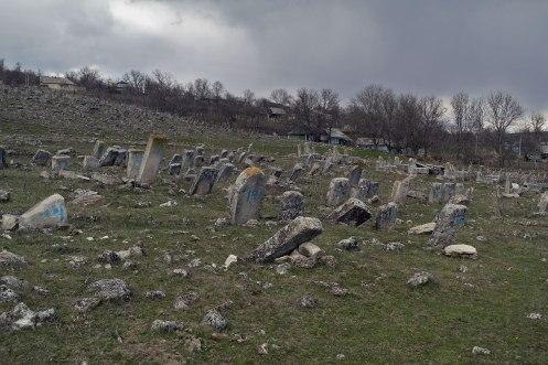 Vadul-Raşcov - Jewish cemetery