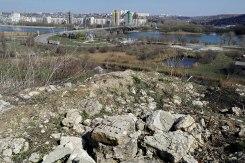 Rezina - Jewish cemetery