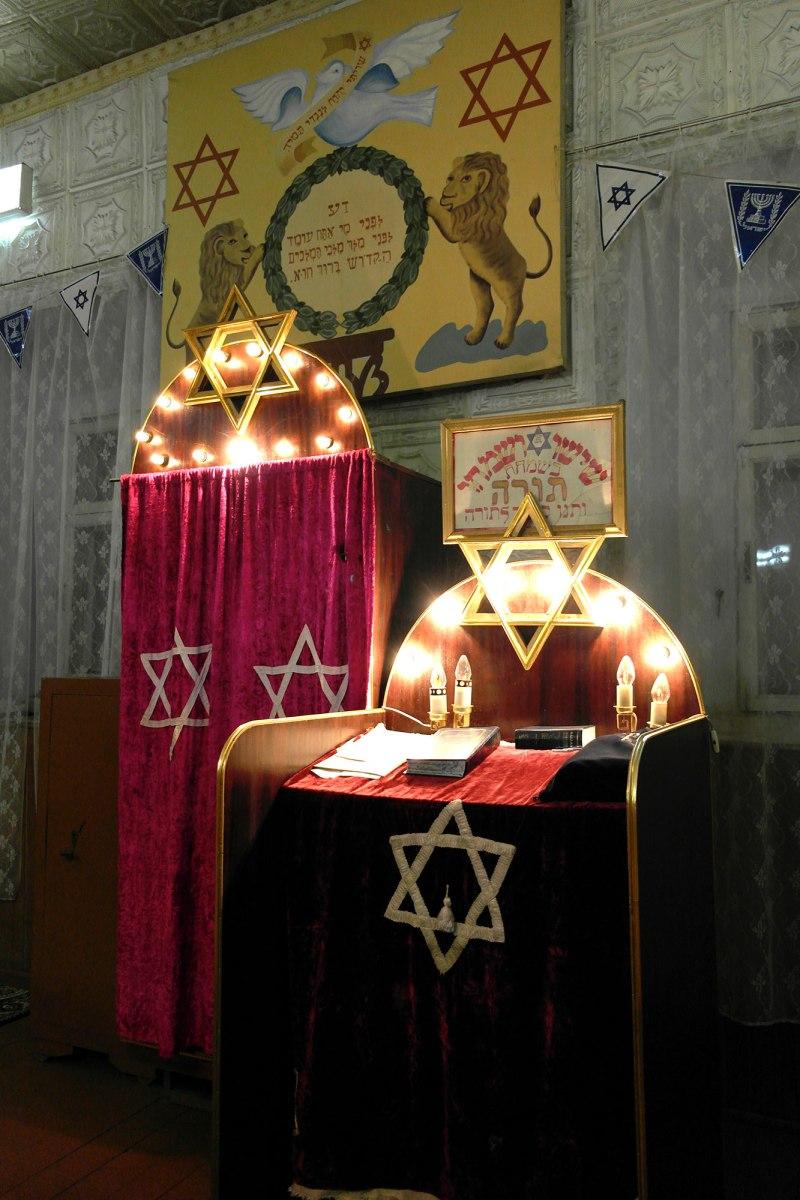Soroca - synagogue