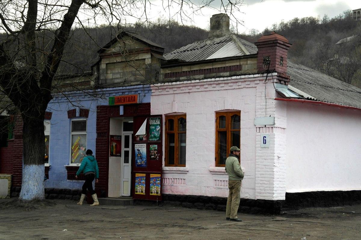 Soroca - street view