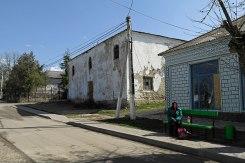 Zguriţa - synagogue