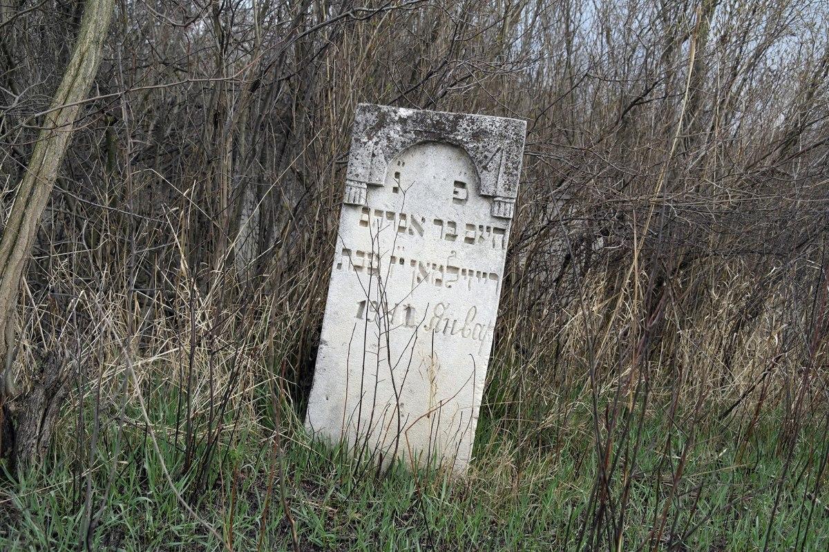 Călăraşi - Jewish cemetery