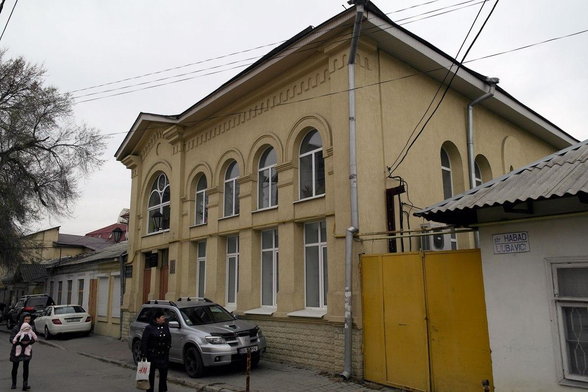 Chişinău - Gleizer Shil