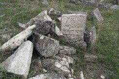 Orhei - Jewish cemetery
