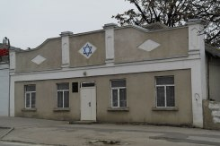 Orhei - synagogue
