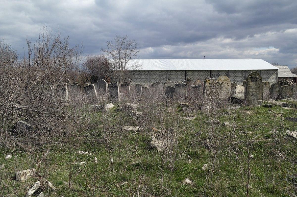Alexandreni - Jewish cemetery