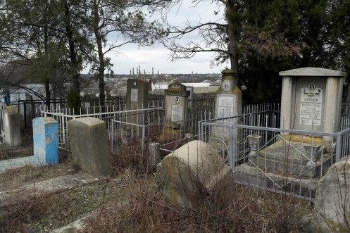 Floreşti - Jewish cemetery